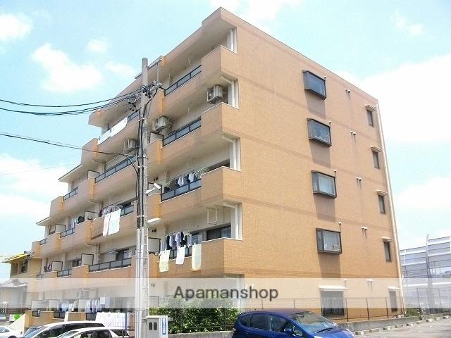 愛知県名古屋市天白区、原駅徒歩18分の築26年 5階建の賃貸マンション