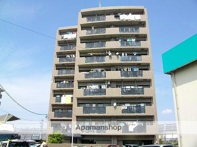 愛知県名古屋市天白区、原駅徒歩17分の築18年 9階建の賃貸マンション