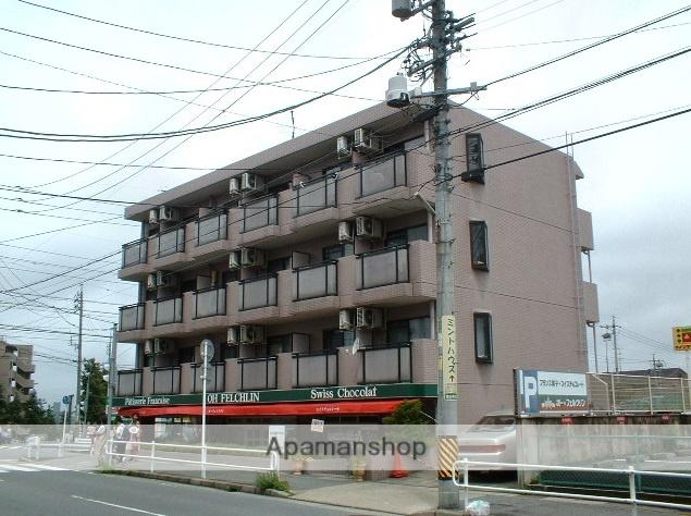 愛知県名古屋市天白区、植田駅徒歩14分の築26年 4階建の賃貸マンション