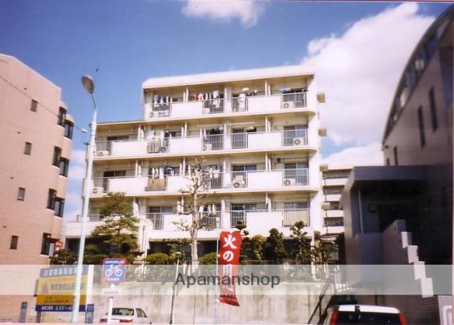 愛知県名古屋市天白区、塩釜口駅徒歩1分の築32年 5階建の賃貸マンション