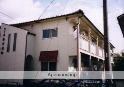 愛知県名古屋市天白区、塩釜口駅徒歩3分の築30年 2階建の賃貸アパート
