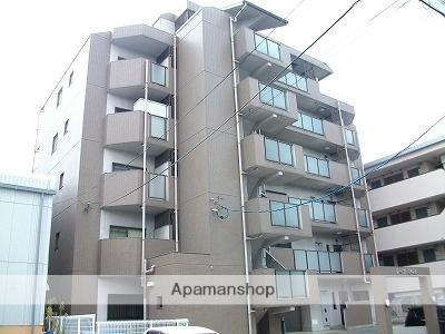 愛知県名古屋市名東区、星ヶ丘駅市バスバス10分高針下車後徒歩8分の築24年 6階建の賃貸マンション