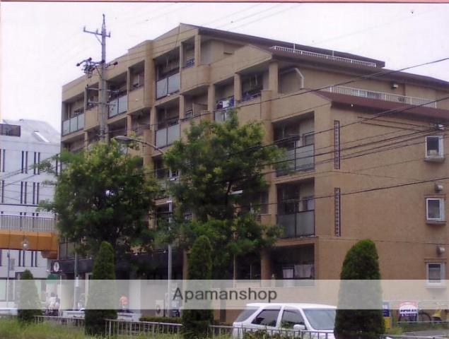 愛知県名古屋市名東区、星ヶ丘駅徒歩25分の築33年 5階建の賃貸マンション