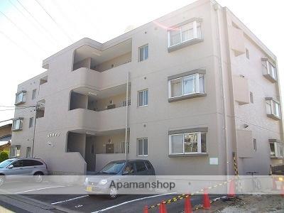 愛知県名古屋市名東区、上社駅徒歩35分の築42年 3階建の賃貸マンション