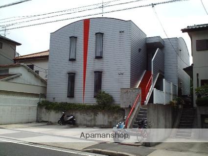 愛知県名古屋市名東区、一社駅徒歩28分の築22年 2階建の賃貸アパート