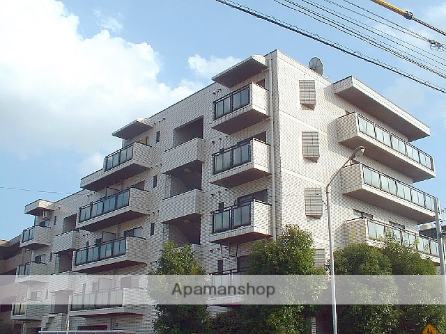 愛知県名古屋市名東区、星ヶ丘駅市バスバス15分牧の原下車後徒歩4分の築29年 5階建の賃貸マンション