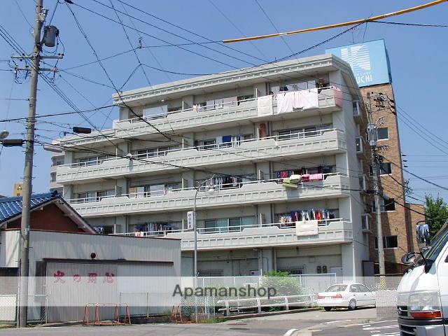 愛知県名古屋市名東区、星ヶ丘駅徒歩29分の築33年 5階建の賃貸マンション