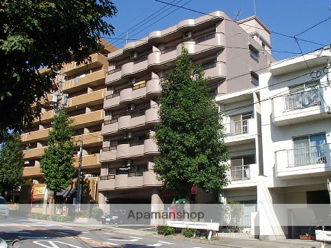 愛知県名古屋市天白区、八事駅徒歩7分の築29年 6階建の賃貸マンション