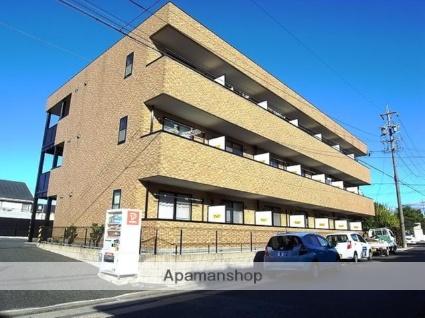 愛知県名古屋市名東区、星ヶ丘駅市バスバス16分大針下車後徒歩5分の築15年 3階建の賃貸アパート