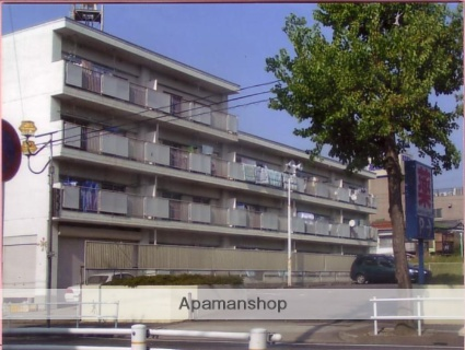 愛知県名古屋市名東区の築38年 4階建の賃貸マンション