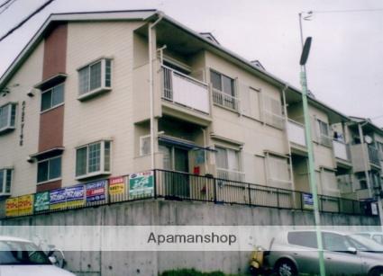 愛知県名古屋市天白区の築24年 2階建の賃貸アパート