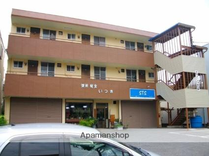 愛知県名古屋市天白区、塩釜口駅徒歩11分の築36年 3階建の賃貸アパート