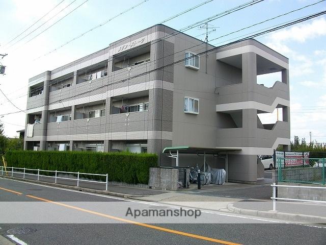 愛知県名古屋市天白区の築20年 3階建の賃貸マンション