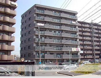 愛知県名古屋市天白区、植田駅徒歩18分の築21年 8階建の賃貸マンション