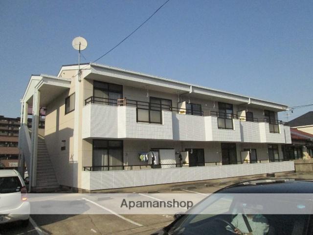 愛知県名古屋市天白区、塩釜口駅徒歩18分の築23年 2階建の賃貸アパート