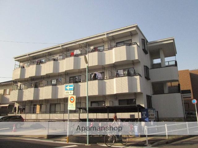 愛知県名古屋市天白区、塩釜口駅徒歩15分の築19年 3階建の賃貸マンション