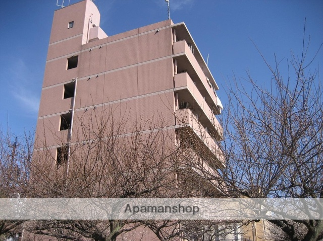 愛知県名古屋市天白区、相生山駅徒歩5分の築21年 6階建の賃貸マンション