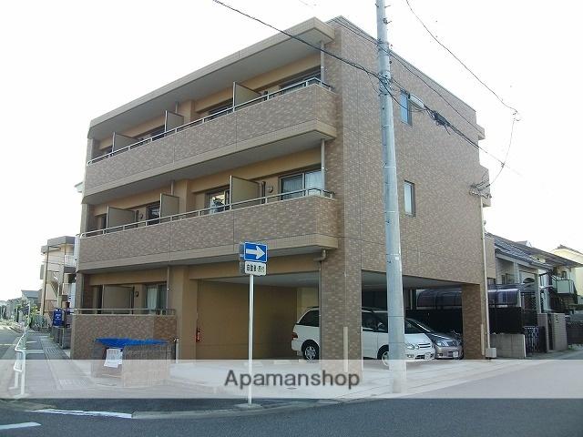 愛知県名古屋市天白区、塩釜口駅徒歩15分の築10年 3階建の賃貸マンション