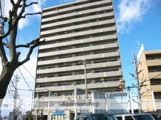 愛知県名古屋市天白区、原駅徒歩3分の築19年 14階建の賃貸マンション