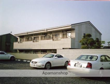 愛知県名古屋市緑区、徳重駅徒歩15分の築21年 2階建の賃貸アパート