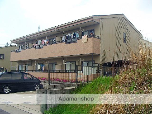 愛知県名古屋市緑区、平針駅市バスバス17分東神の倉二丁目下車後徒歩4分の築16年 2階建の賃貸マンション