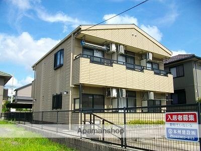 愛知県名古屋市緑区、徳重駅市バスバス9分白土南下車後徒歩5分の築16年 2階建の賃貸アパート