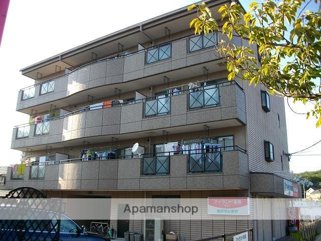 愛知県名古屋市緑区、徳重駅徒歩15分の築19年 4階建の賃貸マンション