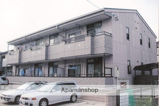 愛知県名古屋市緑区、鳴海駅徒歩15分の築14年 2階建の賃貸アパート