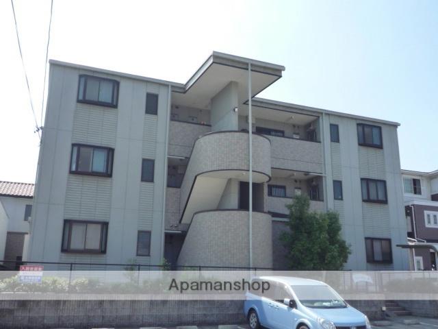 愛知県名古屋市緑区、鳴海駅市バスバス10分鴻仏目下車後徒歩5分の築17年 3階建の賃貸マンション