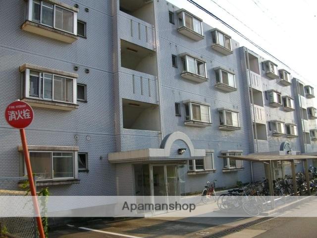 愛知県名古屋市緑区、相生山駅徒歩6分の築30年 4階建の賃貸マンション