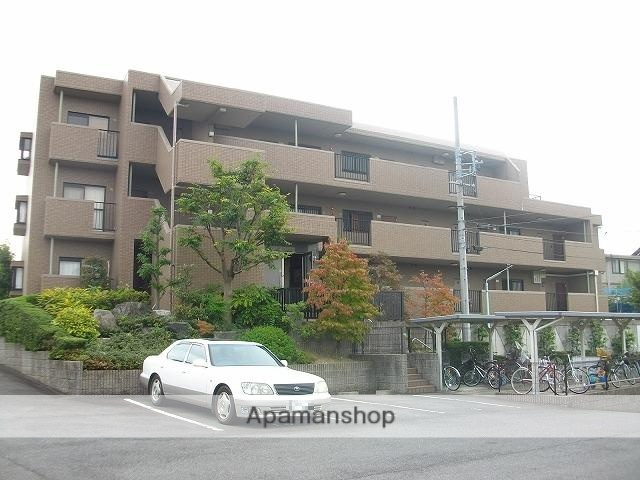 愛知県名古屋市緑区、徳重駅市バスバス5分神の倉下車後徒歩3分の築17年 3階建の賃貸マンション