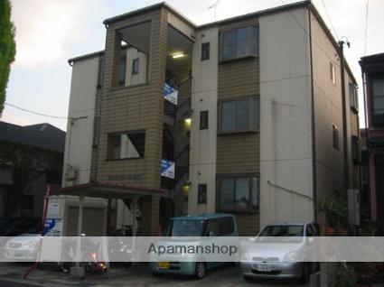 愛知県名古屋市天白区の築18年 3階建の賃貸マンション