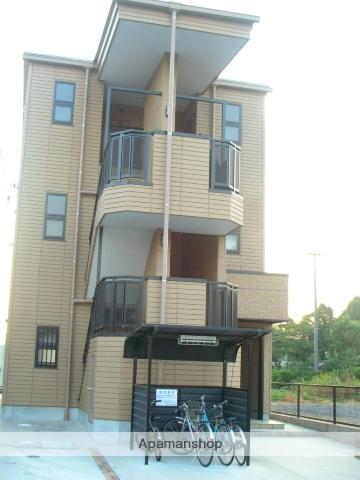 愛知県名古屋市緑区、野並駅市バスバス15分平手下車後徒歩3分の築9年 3階建の賃貸マンション