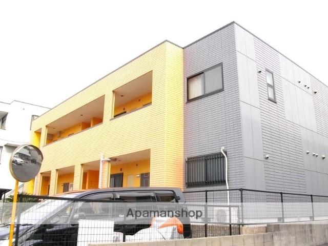 愛知県名古屋市天白区、野並駅徒歩20分の築10年 2階建の賃貸アパート