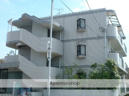 愛知県名古屋市緑区、鳴海駅徒歩9分の築24年 3階建の賃貸マンション
