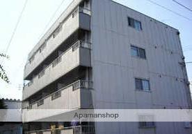 愛知県名古屋市緑区、徳重駅徒歩13分の築32年 4階建の賃貸マンション