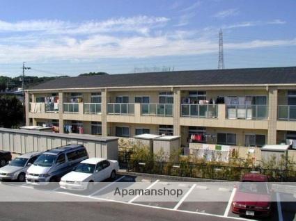 愛知県名古屋市緑区、平針駅市バスバス20分赤松下車後徒歩5分の築21年 2階建の賃貸アパート