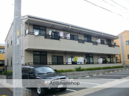 愛知県名古屋市緑区の築13年 2階建の賃貸アパート