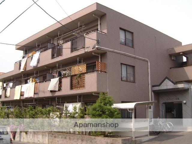 愛知県名古屋市緑区、徳重駅徒歩9分の築19年 3階建の賃貸マンション