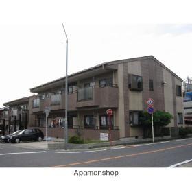 愛知県名古屋市緑区、徳重駅徒歩15分の築25年 2階建の賃貸アパート