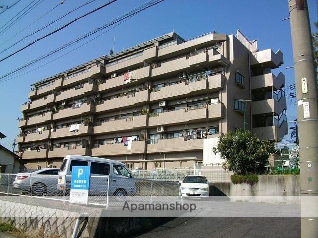 愛知県名古屋市緑区、徳重駅徒歩8分の築28年 6階建の賃貸マンション
