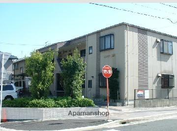 愛知県名古屋市緑区、徳重駅市バスバス12分藤塚一丁目下車後徒歩1分の築25年 2階建の賃貸アパート
