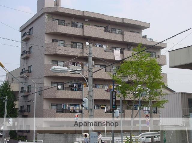 愛知県名古屋市天白区、平針駅徒歩10分の築22年 6階建の賃貸マンション