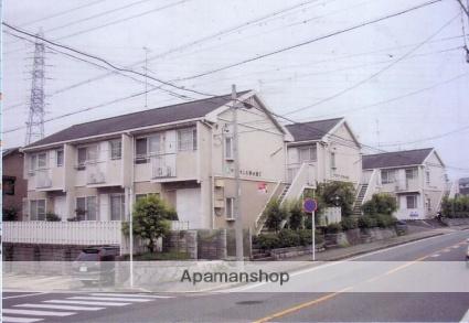 愛知県名古屋市緑区、徳重駅市バスバス16分神の倉二丁目下車後徒歩2分の築27年 2階建の賃貸アパート