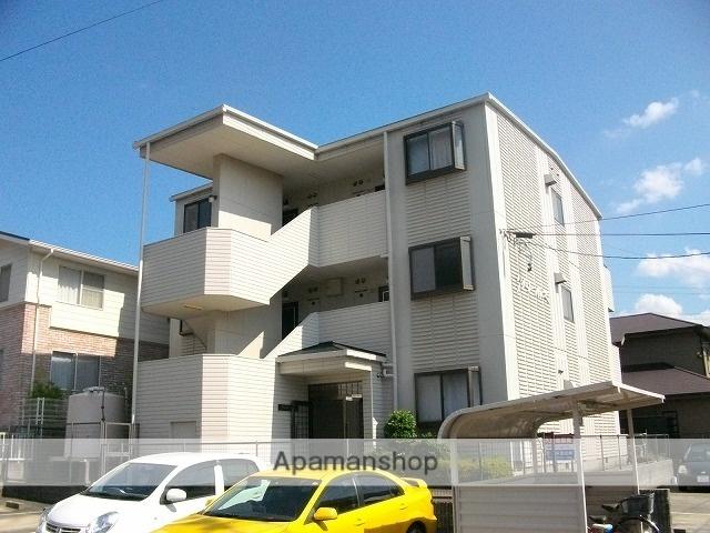 愛知県日進市、日進駅徒歩49分の築20年 3階建の賃貸マンション