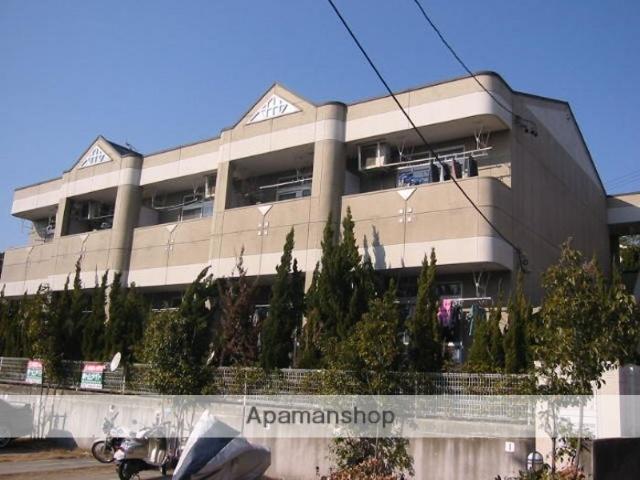 愛知県名古屋市緑区の築21年 2階建の賃貸アパート