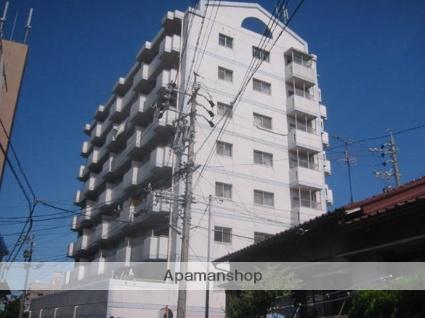 愛知県名古屋市天白区、野並駅徒歩1分の築30年 8階建の賃貸マンション