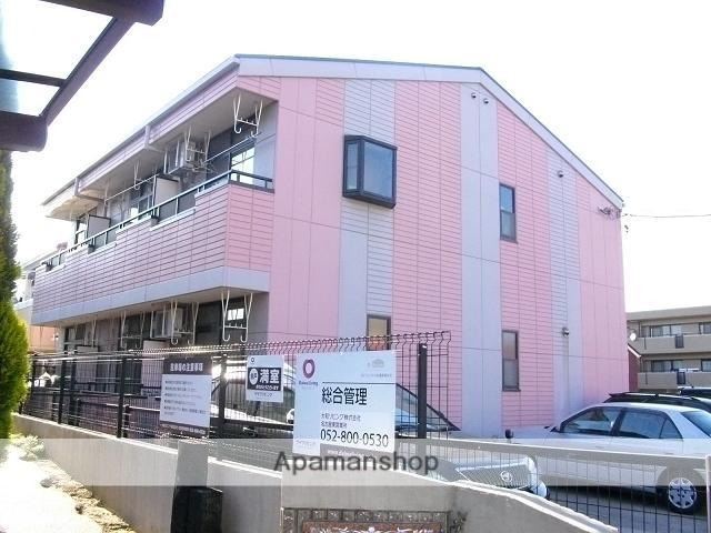 愛知県名古屋市緑区の築14年 2階建の賃貸アパート