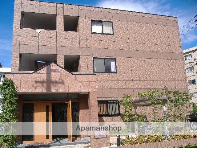 愛知県名古屋市名東区、星ヶ丘駅市バスバス10分牧の原下車後徒歩1分の築11年 3階建の賃貸アパート