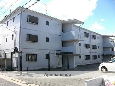 愛知県名古屋市名東区、上社駅徒歩30分の築25年 3階建の賃貸マンション